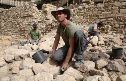 ISRAEL-ARCHAEOLOGY-CITADEL-CULTURE-JERUSALEM