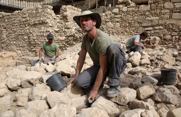 ISRAEL-ARCHAEOLOGY-CITADEL-CULTURE-JERUSALEM